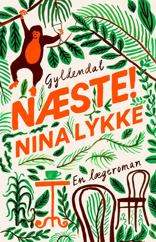 Næste! - Nina Lykke - Bøger - Gyldendal - 9788702298734 - 9/6-2020
