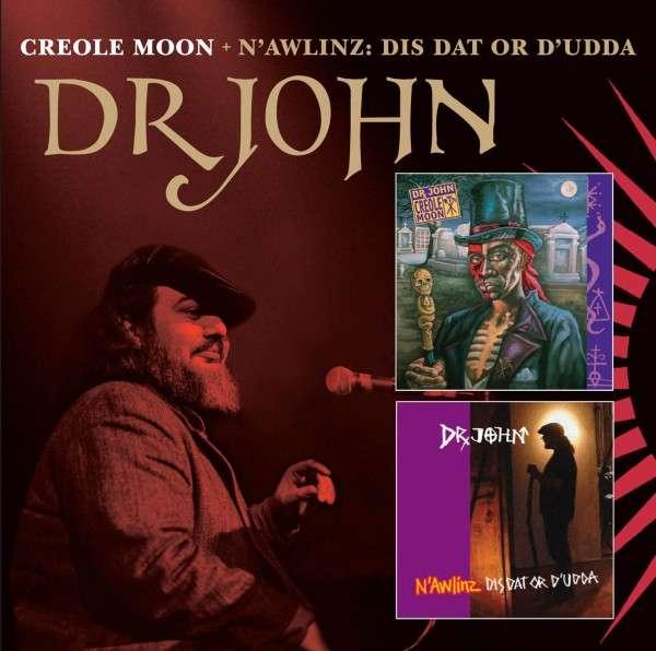Creole Moon & NAwlins - Dr. John - Musik - EDSEL - 0740155707736 - 16/2-2015