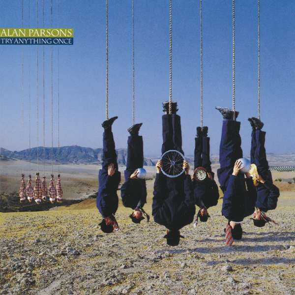Try Anything Once - Alan Parsons Project - Musik - MUSIC ON CD - 8718627232736 - 20/11-2020