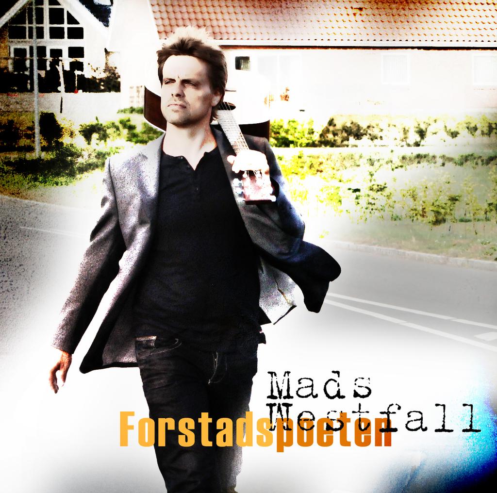 Forstadspoeten - Mads Westfall - Musik - GTW - 5707471014738 - 26/10-2009