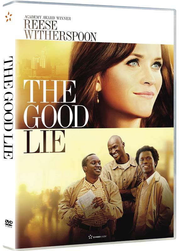The Good Lie -  - Film -  - 5706141773739 - 19/3-2015