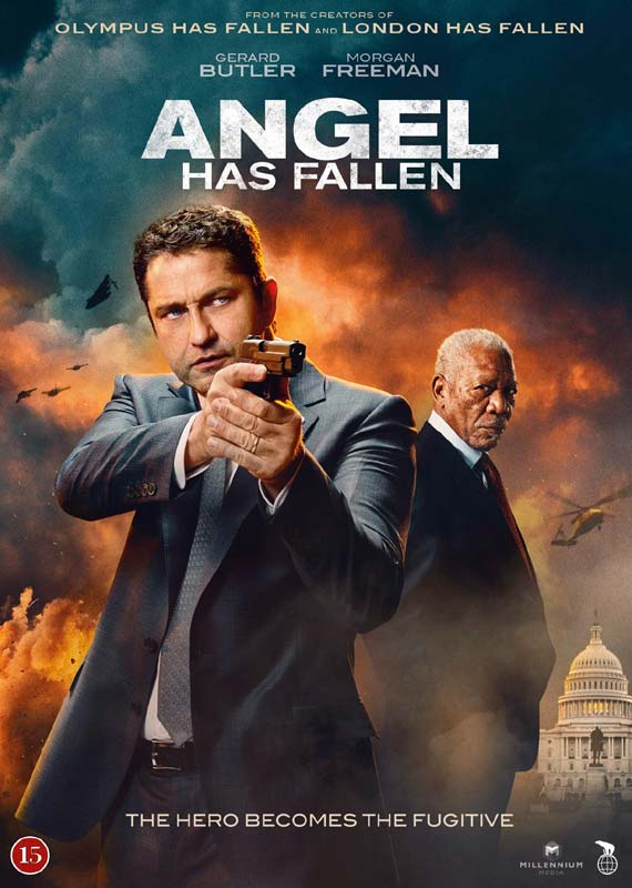 Angel Has Fallen -  - Film -  - 5708758722742 - 19/12-2019