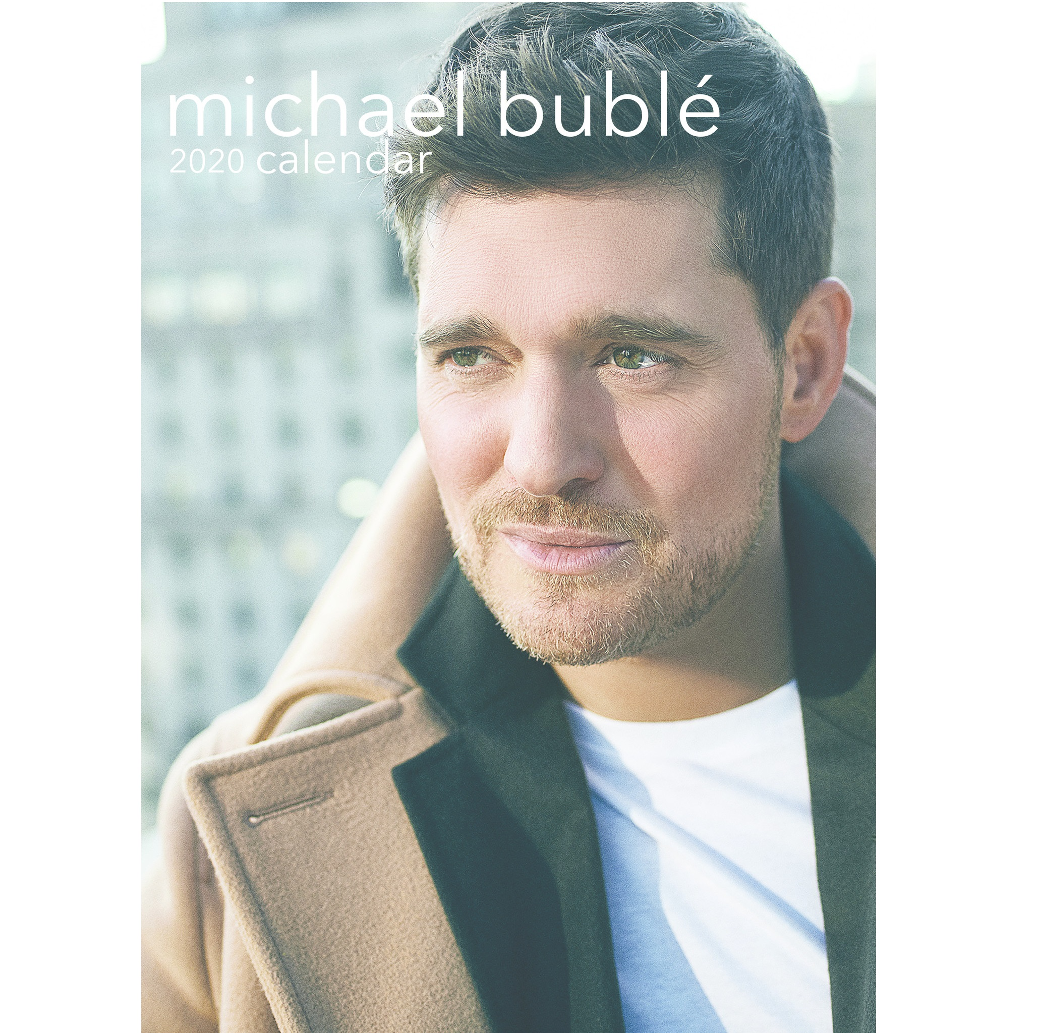 2020 Calendar - Michael Buble - Bøger - VYDAVATELSTIVI - 0616906766744 - 1/6-2019