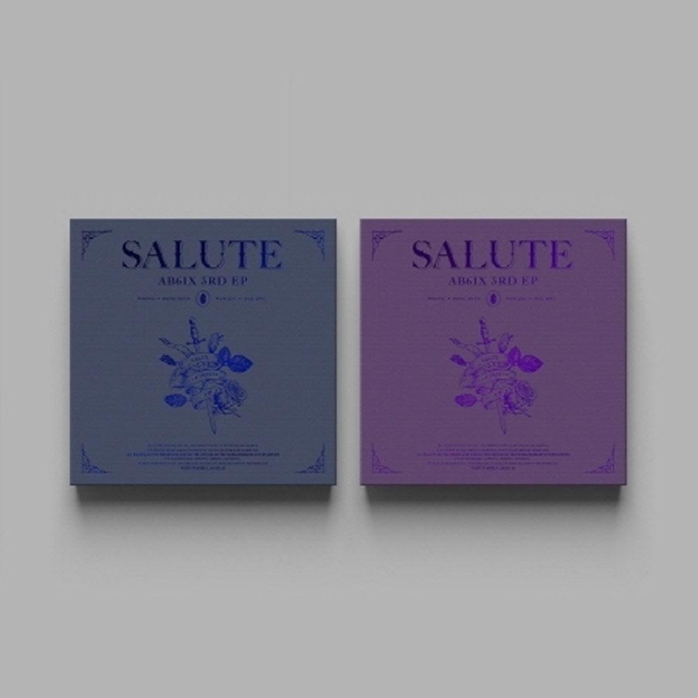 3rd Ep: Salute - Ab6ix - Musik - BRANDNEW MUSIC - 8809355976747 - 18/11-2020
