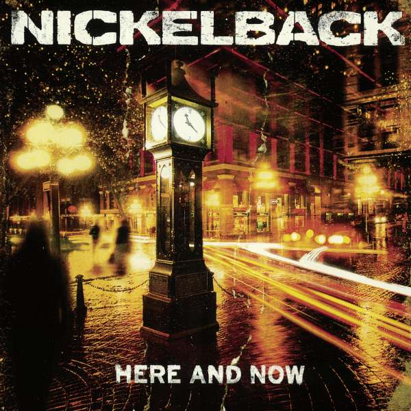 Here and Now - Nickelback - Musik - RHINO - 0081227933753 - 12/10-2017