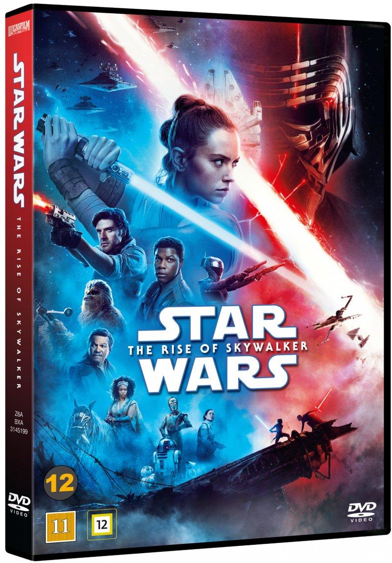Star Wars: Episode 9 -The Rise of Skywalker - Star Wars - Film -  - 8717418559755 - 4/5-2020