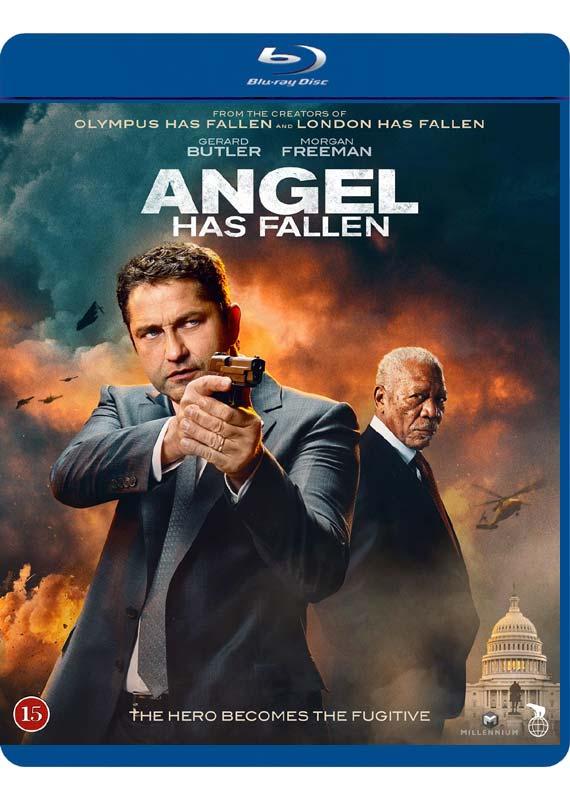 Angel Has Fallen -  - Film -  - 5708758722759 - 19/12-2019
