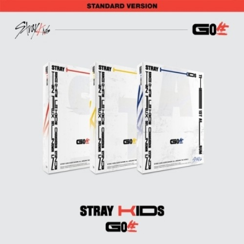 VOL.1 [GO] - STRAY KIDS - Musik - JYP ENTERTAINMENT - 8809440339761 - 18/6-2020