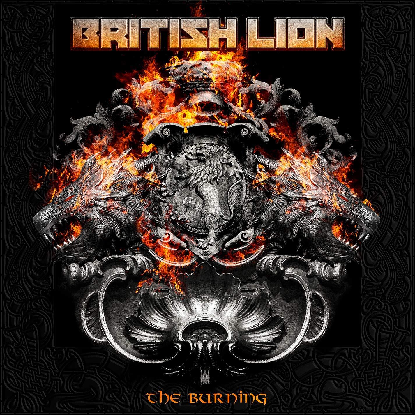 The Burning - British Lion - Musik - PLG UK Catalog - 0190295318765 - 17/1-2020