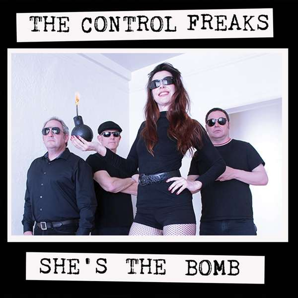 She's the Bomb - Control Freaks - Musik - SLOVENLY - 0194171231766 - 6/9-2019