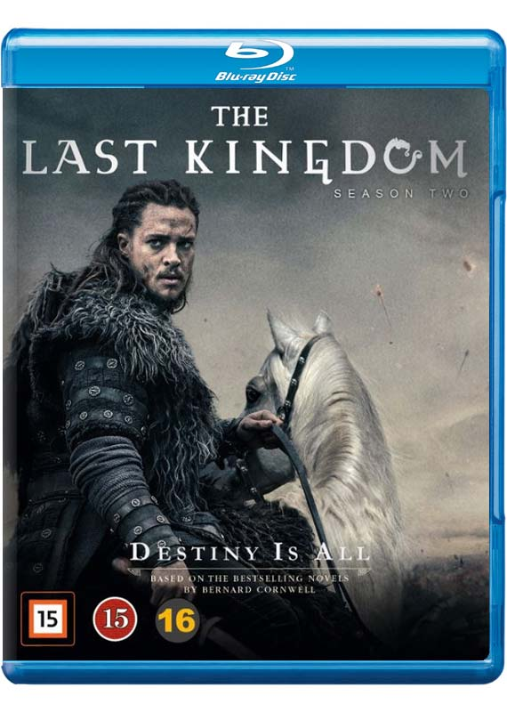 Season 2 - Last Kingdom - Film - JV-UPN - 5053083132767 - 12/10-2017