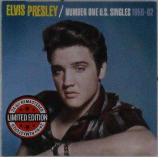 Number One Us Singles 1956-1962 - Elvis Presley - Musik - STATE OF ART - 8437016248768 - 27/1-2017