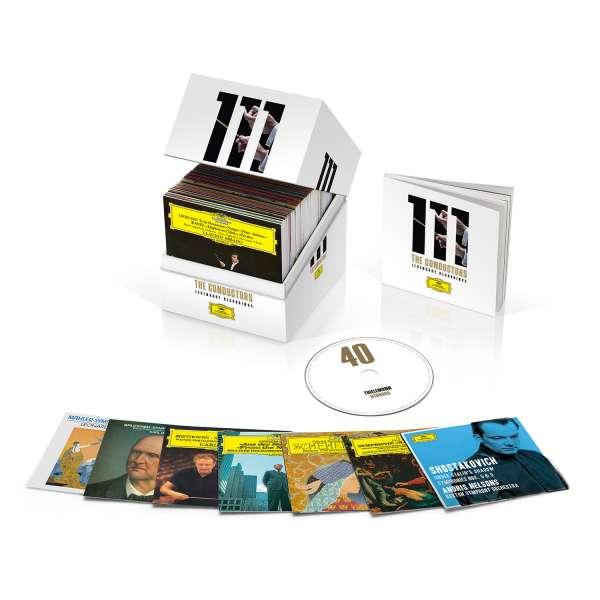 Dg 111 - The Conductors - Various Artists - Musik - Universal Music - 0028947974772 - 20/7-2017