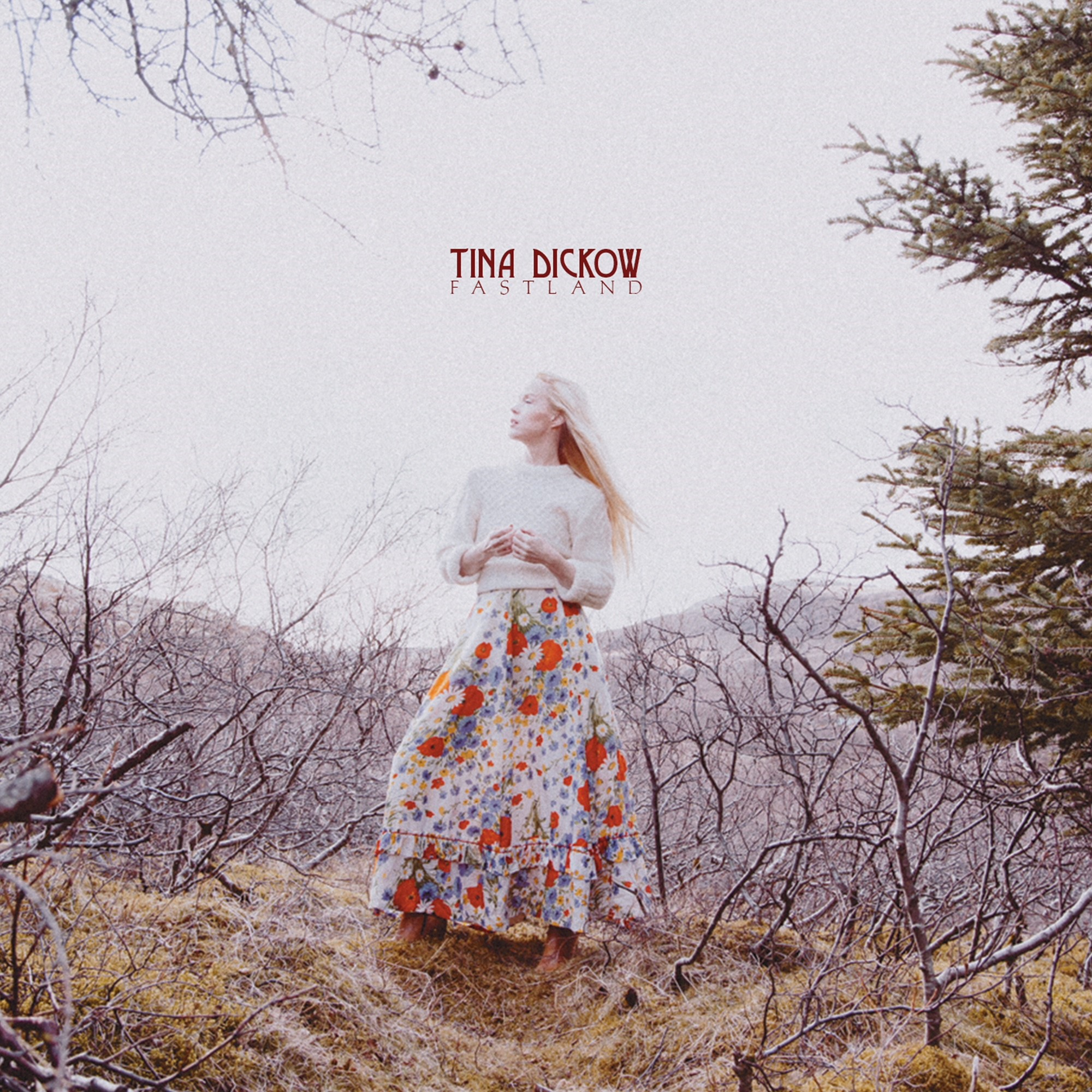 Fastland - Tina Dickow - Musik -  - 0602567792772 - 28/9-2018
