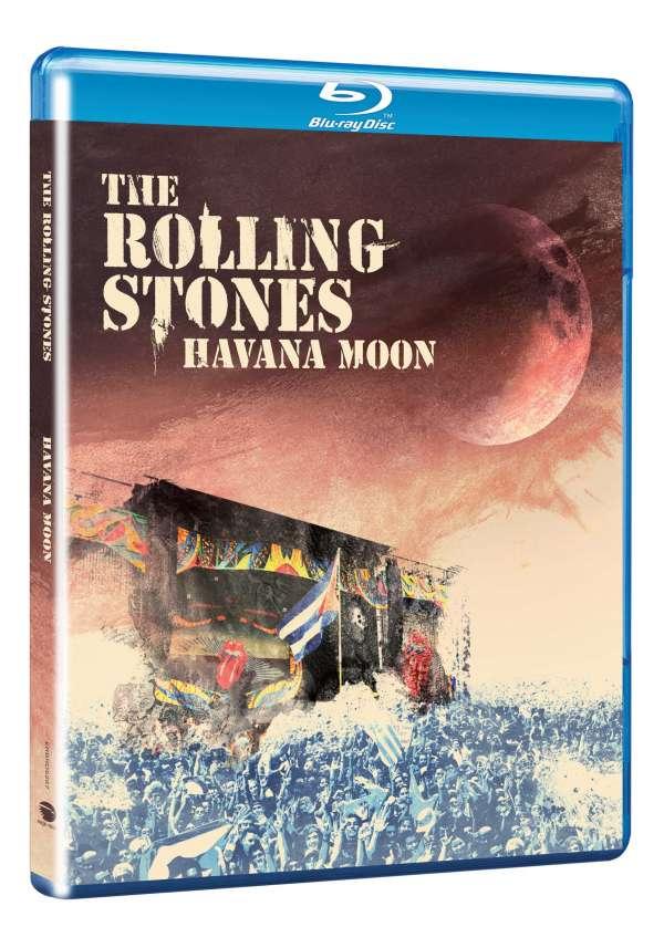 Havana Moon - The Rolling Stones - Film - EAGLE ROCK ENTERTAINMENT - 5051300529772 - 11/11-2016