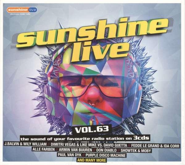 Sunshine Live 63 - V/A - Musik - UPTRAX - 4015698015775 - 2/3-2018