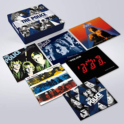Every move you make - The Studio Recordings - Police - Musik - POLYDOR - 0602577975776 - 15/11-2019