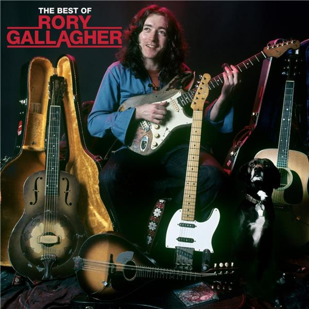 Best of - Rory Gallagher - Musik - UNIVERSAL - 0600753918777 - 9/10-2020