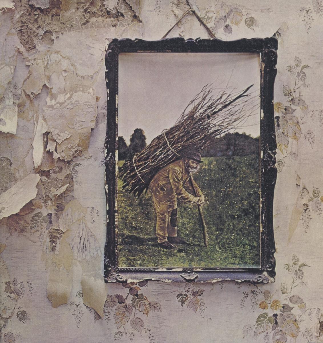 Led Zeppelin IV - Led Zeppelin - Musik - WARNER - 0081227965778 - 27/10-2014