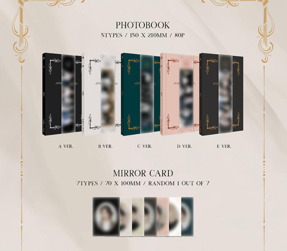 Dye - Got7 - Musik - JYP ENTERTAINMENT - 8809440339778 - 21/4-2020