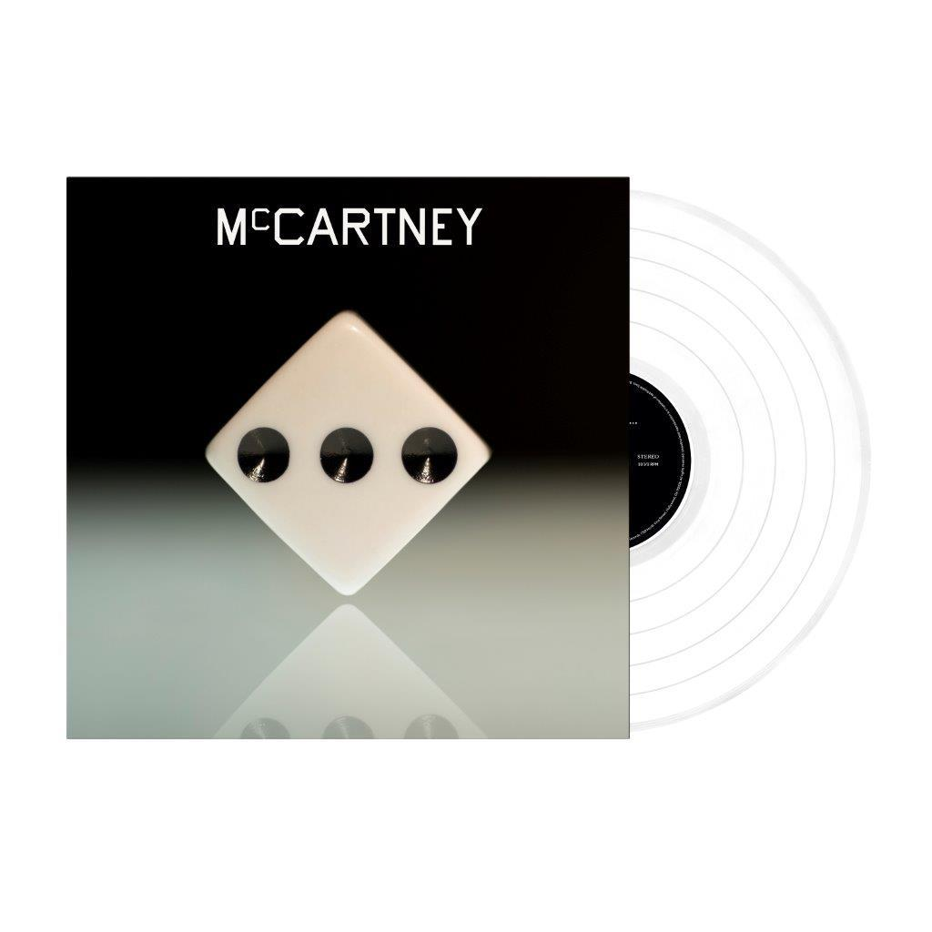 McCartney III (Limited White Vinyl) - Paul McCartney - Musik -  - 0602435321783 - 18/12-2020