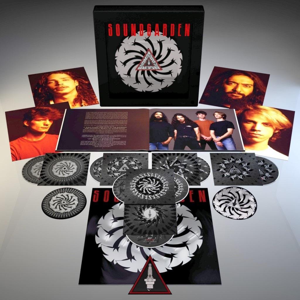 Badmotorfinger - Soundgarden - Musik - A&M - 0602557148787 - 18/11-2016