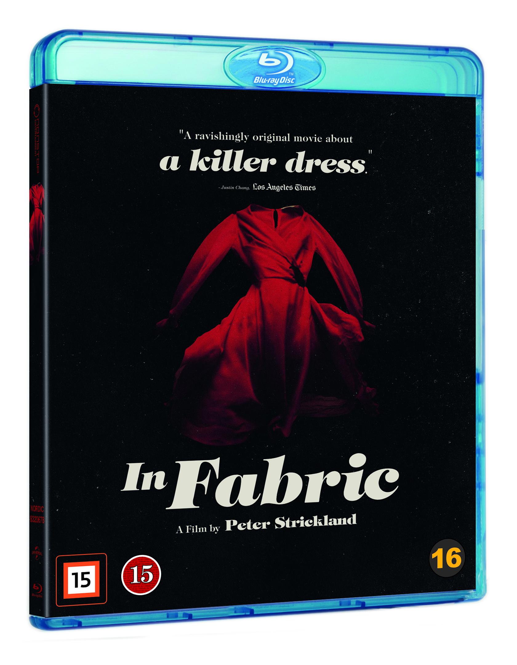 In Fabric -  - Film -  - 5053083206789 - 27/2-2020
