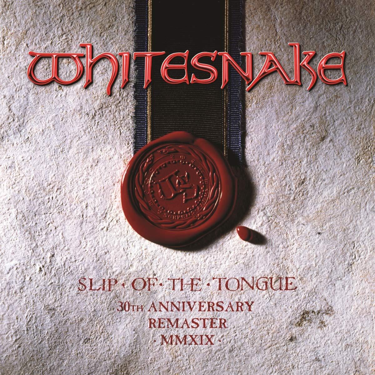 Slip of The Tongue (30th Anniversary) - Whitesnake - Musik - RHINO - 0190295409791 - 4/10-2019