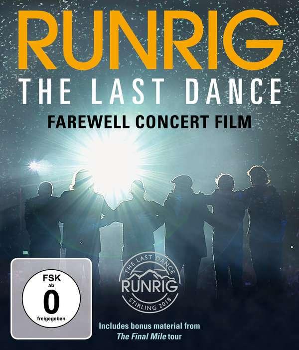 The Last Dance - Farewell Concert - Runrig - Musik - RCA - 0190759691793 - 16/8-2019