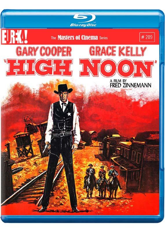 High Noon -  - Film - MASTERS OF CINEMA - 5060000703795 - 2/3-2020