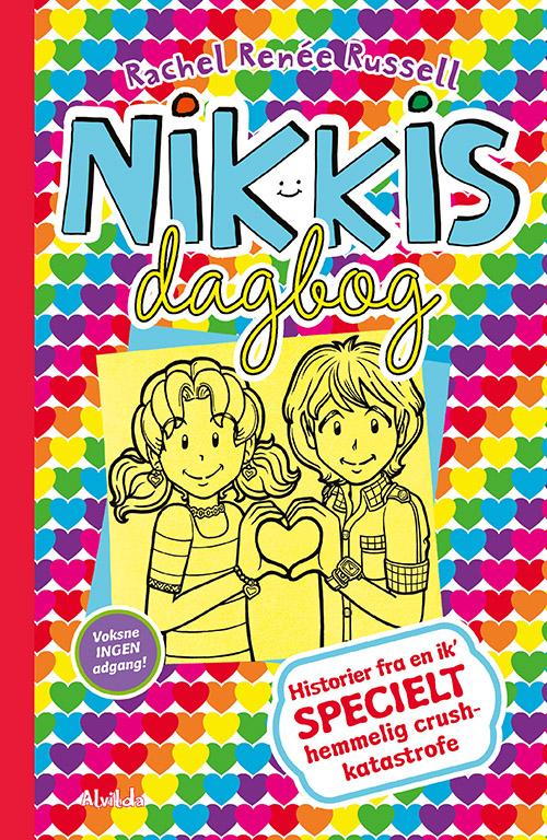 Nikkis dagbog: Nikkis dagbog 12: Historier fra en ik' specielt hemmelig crush-katastrofe - Rachel Renee Russell - Bøger - Forlaget Alvilda - 9788741511795 - 1/8-2020