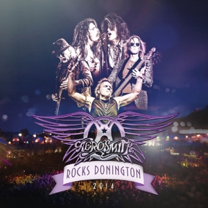 Rocks Donington 2014 - Aerosmith - Film - EAGLE ROCK ENTERTAINMENT - 5034504908796 - 3/9-2015