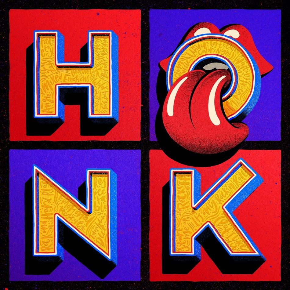 Honk - The Rolling Stones - Musik - UNIVERSAL - 0602577318801 - 19/4-2019