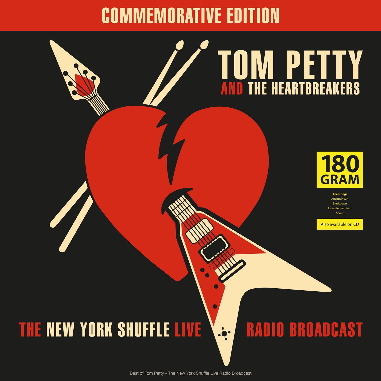 The New York Shuffle Live Radio Broadcast - Tom Petty - Musik - CULT LEGENDS - 8717662574801 - 1970
