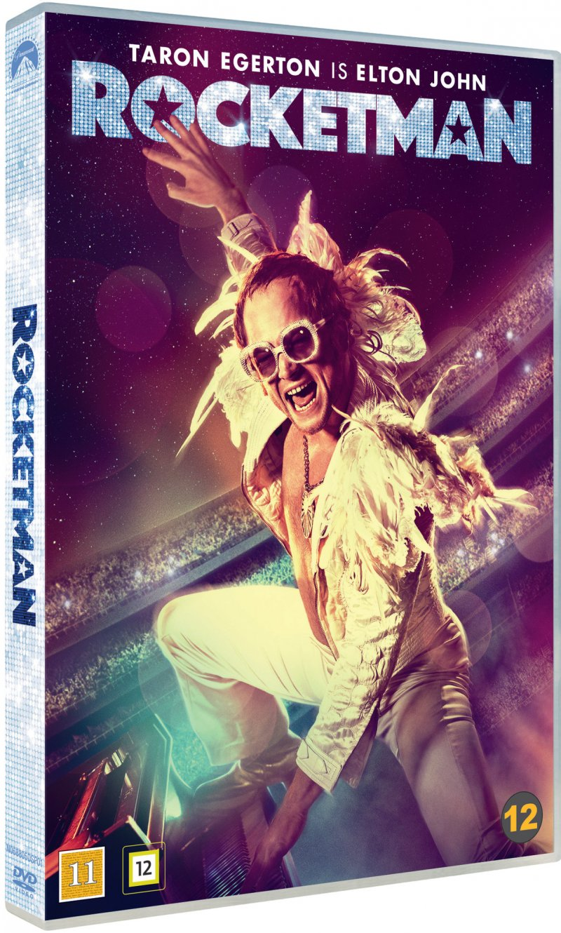 Rocketman -  - Film -  - 7340112749804 - 14/10-2019