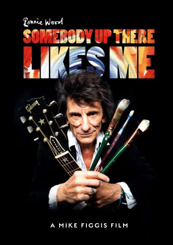 Somebody Up There Likes Me - Ronnie Wood - Film - EAGLE ROCK ENTERTAINMENT - 0602507217808 - 9/10-2020