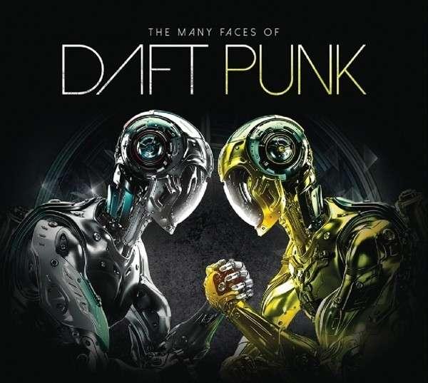 Many Faces of Daft Punk - Daft Punk.=v/a= - Musik - MUSIC BROKERS - 7798093710809 - 27/3-2015