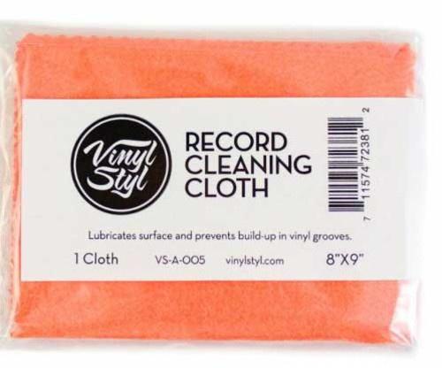 Lubricated Cleaning Cloth - Vinyl Styl - Musik - Vinyl Styl - 0711574723812 - 2014