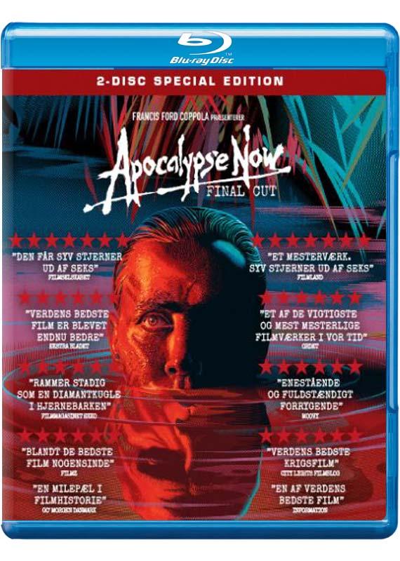 Apocalypse Now: Final Cut -  - Film - AWE - 7035534110812 - 24/2-2020