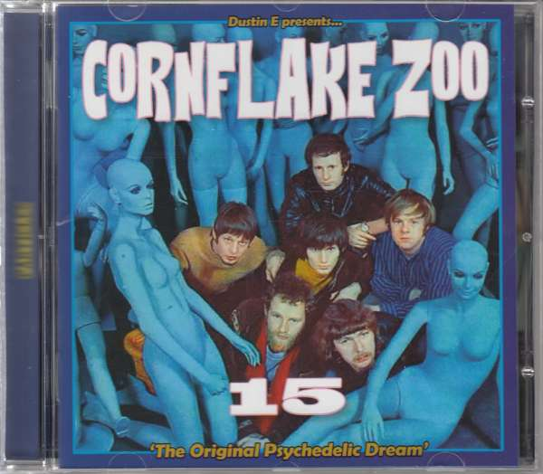 Cornflake Zoo 15 - Various Artists - Musik - PARTICLES - 8690116409815 - 2/11-2018