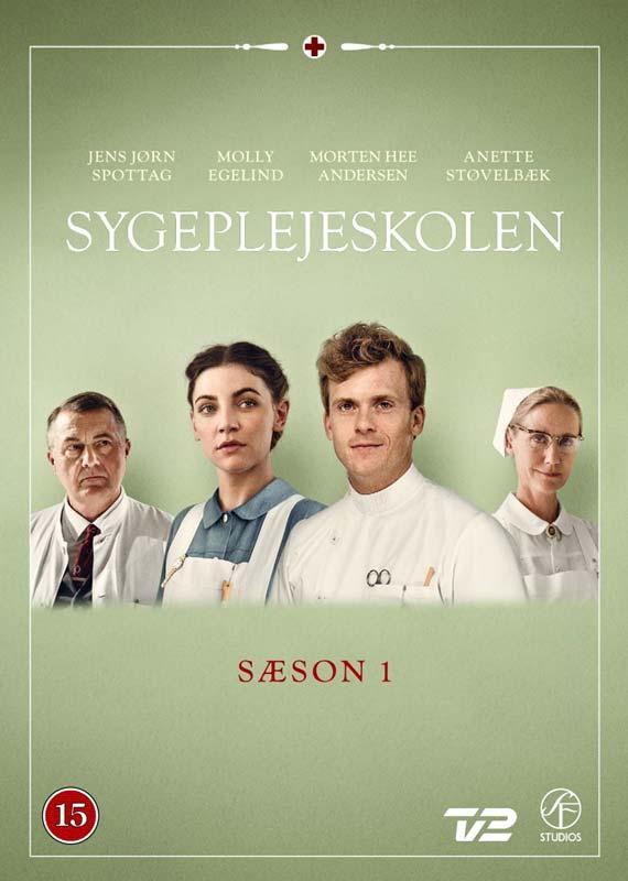 Sygeplejeskolen - Sæson 1 - Sygeplejeskolen - Film -  - 7333018014817 - 25/4-2019