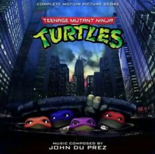 Teenage Mutant Ninja Turtles - John Duprez - Musik - WAXWORK - 0728028469820 - 23/11-2018