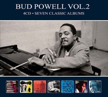 Seven Classic Albums Vol 2 - Bud Powell - Musik - REEL TO REEL - 5036408220820 - 25/10-2019