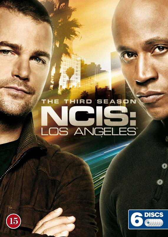 NCIS: Los Angeles - Sæson 3 -  - Film - Paramount - 7332431038820 - 18/9-2012