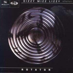 Rotator - Dizzy Mizz Lizzy - Musik - EMI - 0724383815821 - 27/10-2017