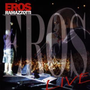 Eros II Live - Eros Ramazzotti - Musik - DDD - 0743216237821 - 26/10-1998