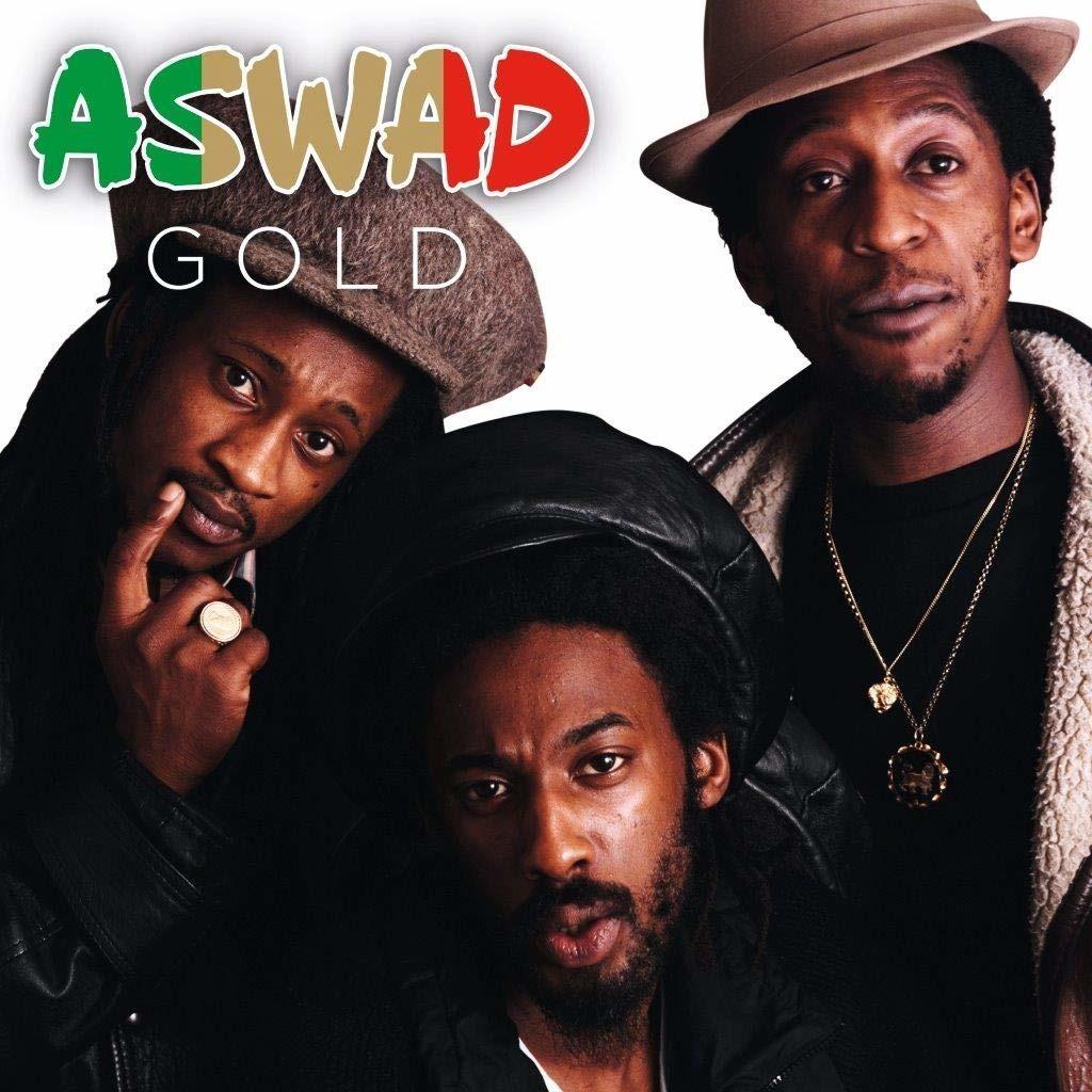 Gold (140G Black Vinyl) - Aswad - Musik - DEMON RECORDS - 5014797903821 - 14/8-2020
