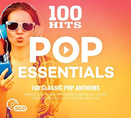 100 Hits - Pop Essentials - Various Artists - Musik - 100 HITS - 0654378718823 - 26/5-2017