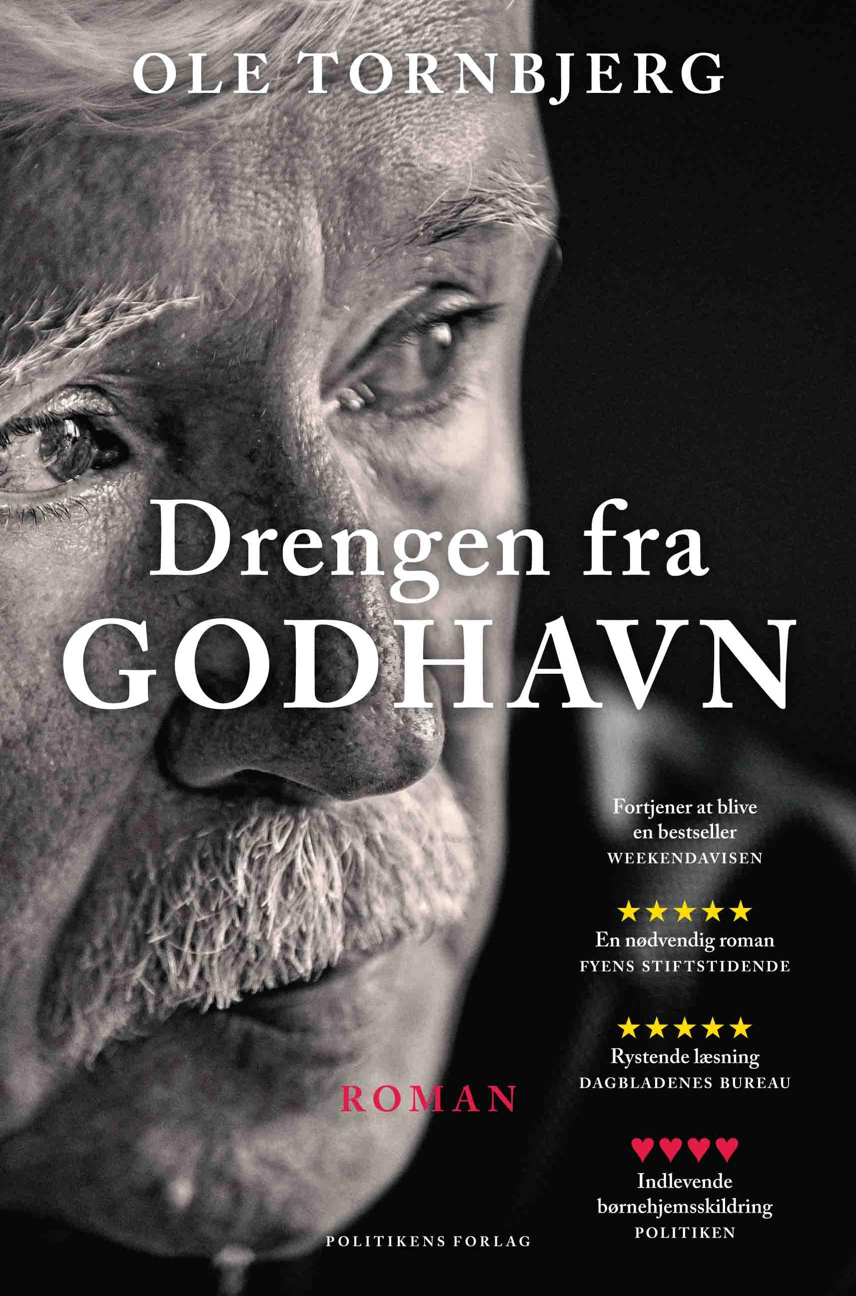 Drengen fra Godhavn - Ole Tornbjerg - Bøger - Politikens Forlag - 9788740059823 - 24/10-2019