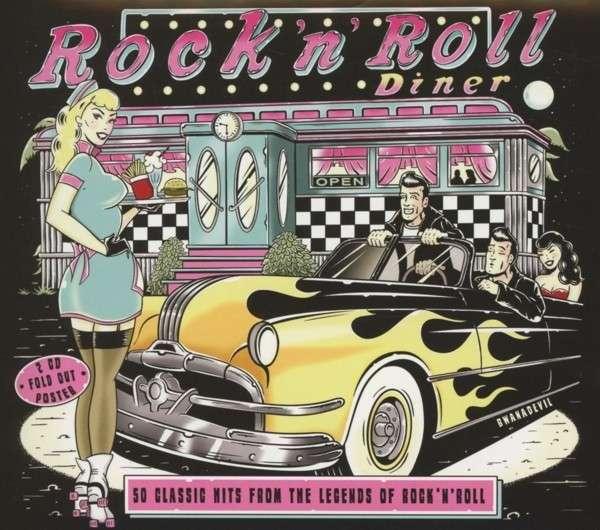 Rock 'n' Roll Diner - Rock 'n' Roll Diner - Musik - BMG Rights Management LLC - 0698458756824 - 2/3-2020